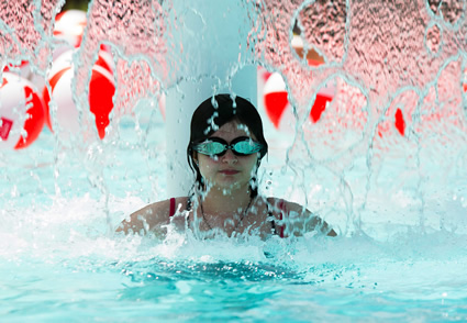Photographer Roz Prescott, Camp Challenge, Easter Seals Camps, Florida