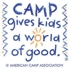 Camp gives kids a world of good logo