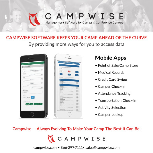 Campwise ad