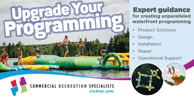 Commercial Recreation Specialists ad