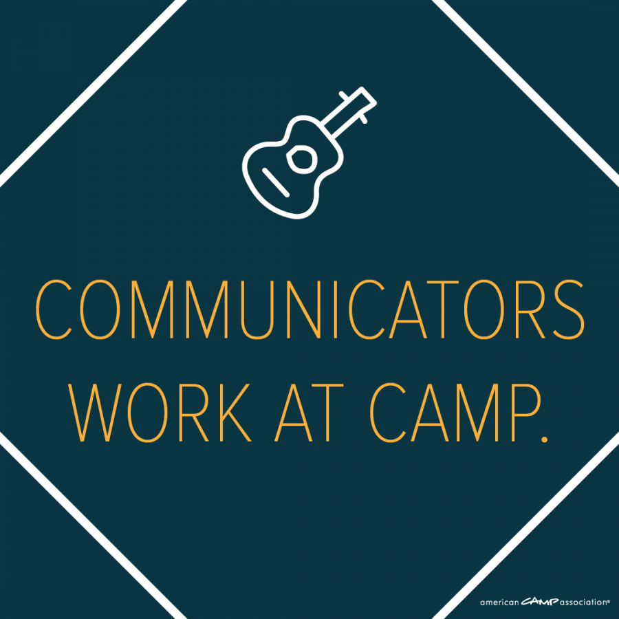 Download PNG - Communicators Work at Camp