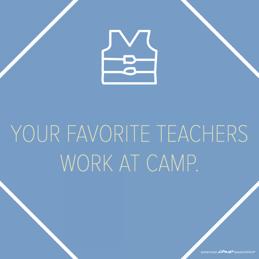 Download PNG - Your Favorite Teachers Work at Camp