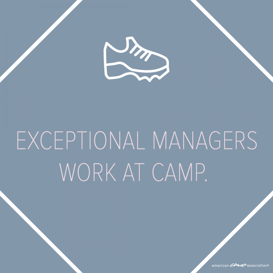 Download PNG - Exceptional Managers Work at Camp