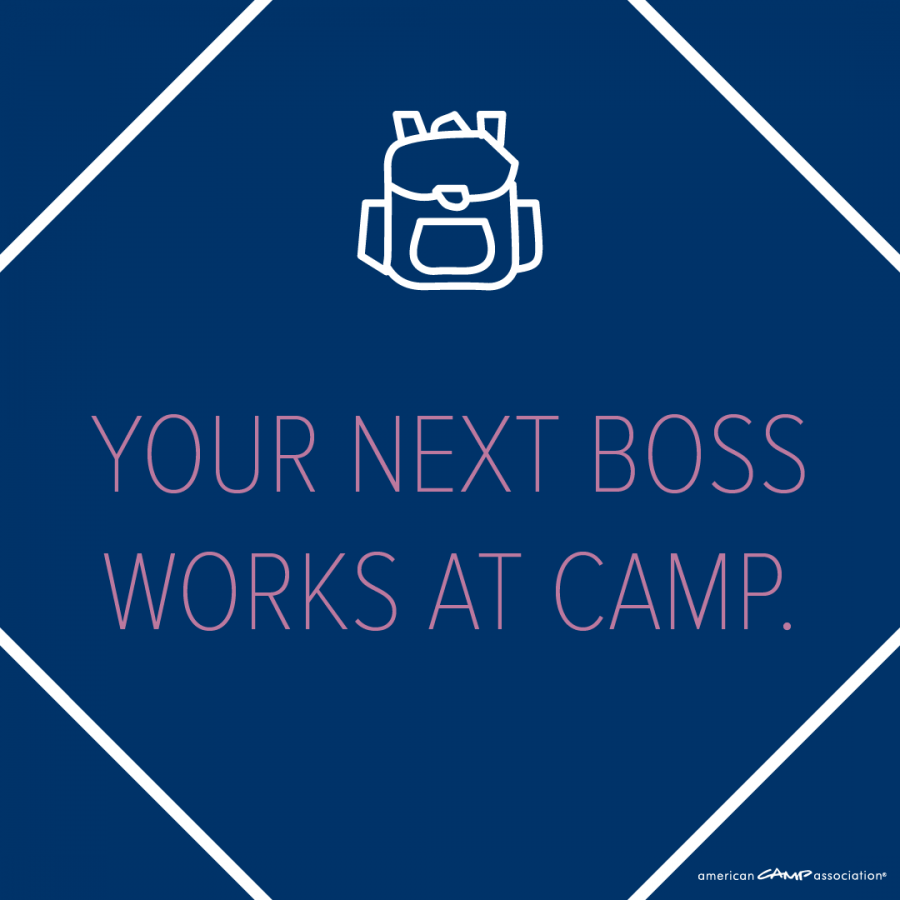 Download PNG - Your Next Boss Works at Camp