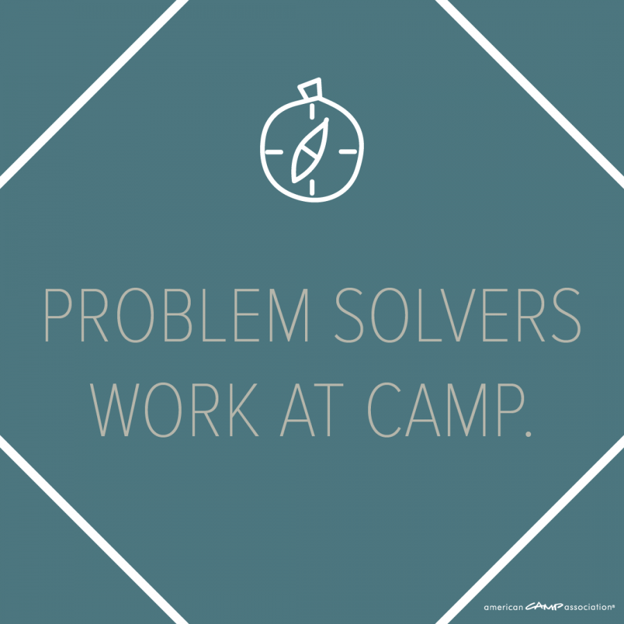 Download PNG - Problem Solvers Work at Camp