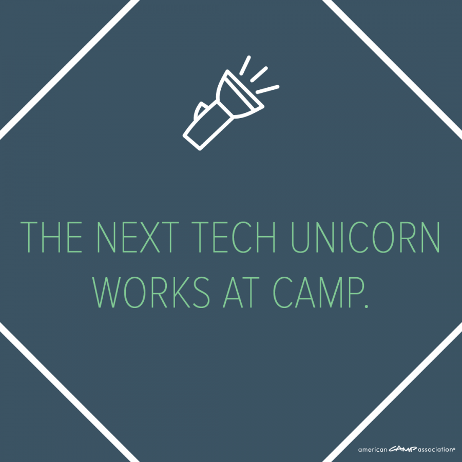 Download PNG - The Next Tech Unicorn Works at Camp