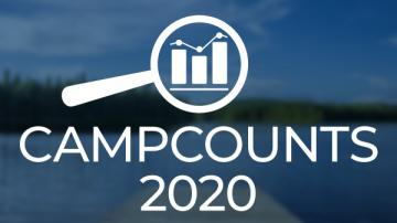 CampCounts graphic