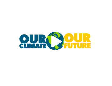 Our Climate Our Future Logo