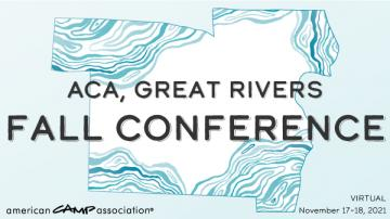 ACA, Great Rivers Fall Conference Logo