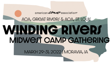 Winding Rivers Midwest Camp Gathering logo