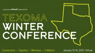 Texoma Winter Conference logo