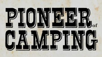 Pioneer of Camping graphic