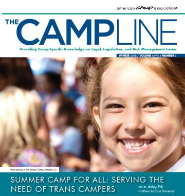 Winter CampLine cover